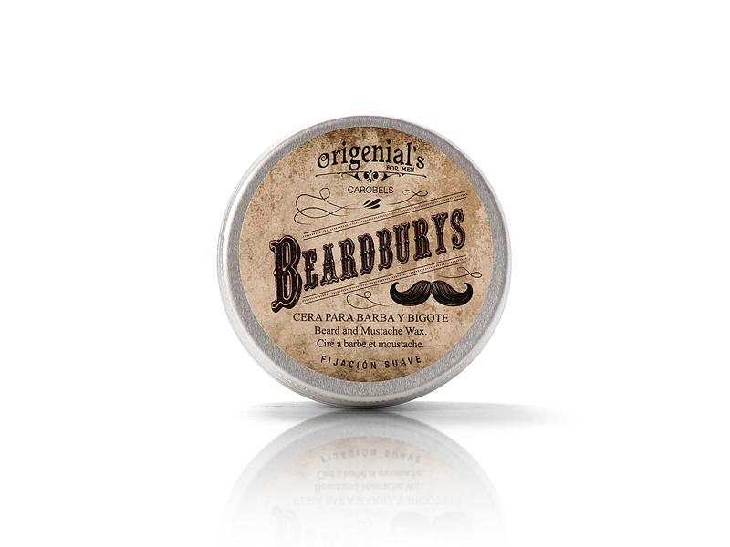 Cera para Barba y Bigote