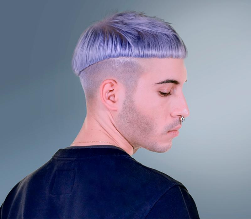 Diferentes corte de pelo
