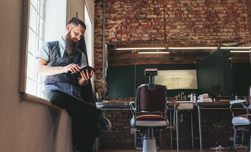 Transformación digital sector peluqueria