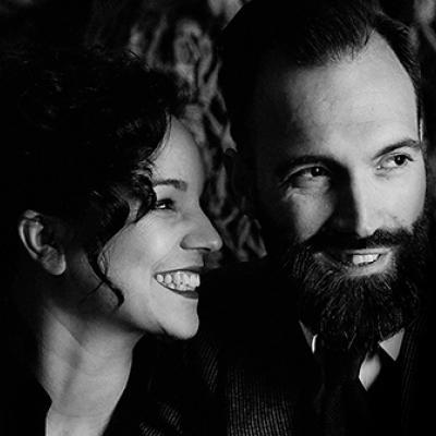 Érika Vera & Iván Rodríguez