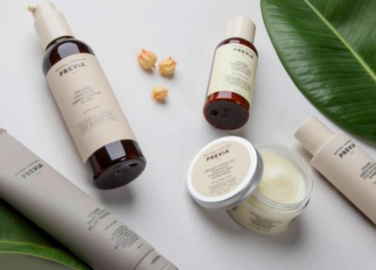Previa - productos profesionales para el cuidado natural del cabello