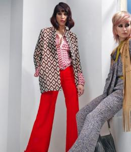 70´s TRIBUTE COLECTION - LADY PATCHWORK