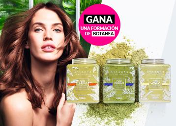 BOTANĒA.  COLORACIÓN PROFESIONAL 100% HERBAL Y VEGANA