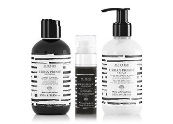 URBAN PROOF EXPERIENCE COLLECTIONRitual diario para cuerpo y cabello