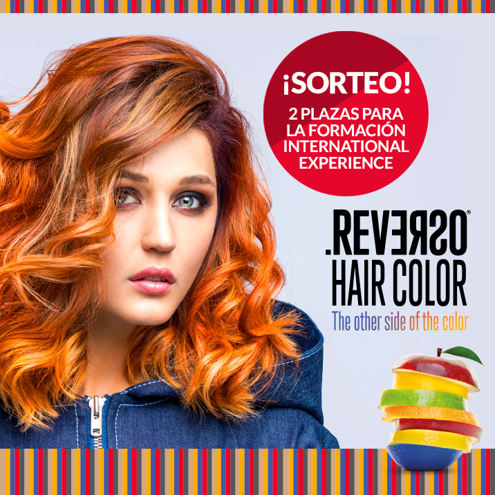 REVERSO HAIR COLOR  THE OTHER SIDE OF THE COLOR