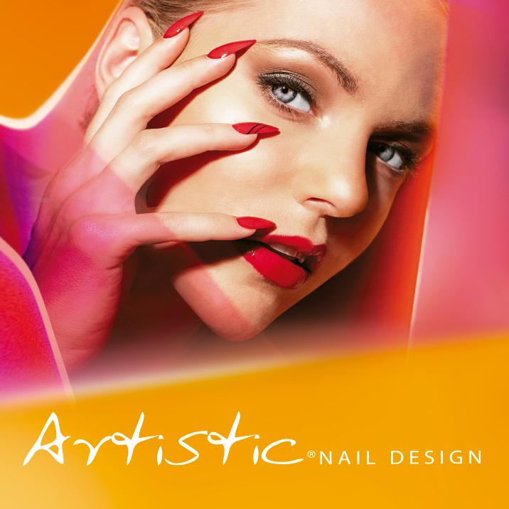 ARTISTIC NAIL DESIGN  La innovación en color