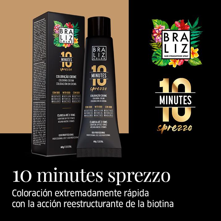 Braliz Color 10 minutes sprezzo