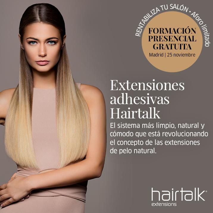 Hairtalk  Extensiones adhesivas
