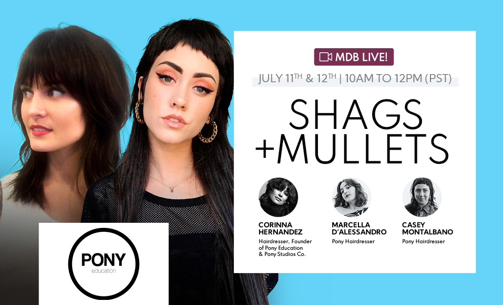 Shags + Mullets