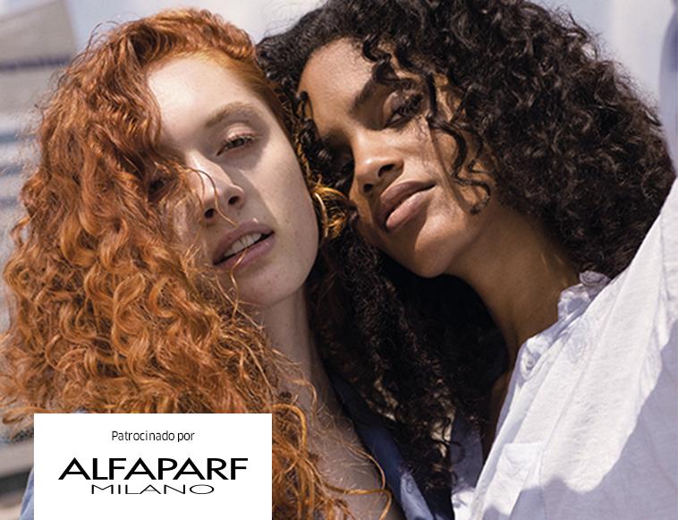 Color y tratamiento para cabello rizado, la mejor opción para el cabello
