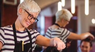 10 trucos para el éxito de un corte de pelo
