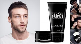 La línea de styling de Redken Brews, más versátil y completa