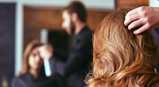 ¿Cuánto han gastado y cuándo han acudido a la peluquería los clientes para fin de año?