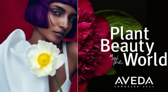 Aveda Congress 2021, the digital experience that will allow you to connect with professionals from all over the world