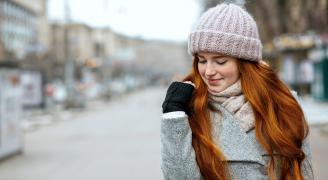Claves para evitar los daños del frío invierno en el cabello