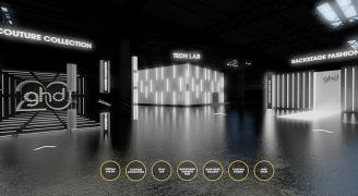 185 ghd house: the virtual experience celebrating 20 years of Good Hair Days