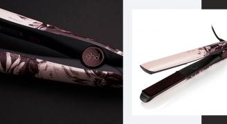 ghd presenta la nueva edición limitada ghd ink on pink
