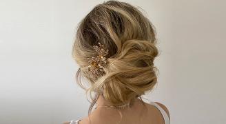 Bridal Look: Modern Twist step by step