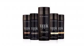 Toppik, un maquillaje diferente