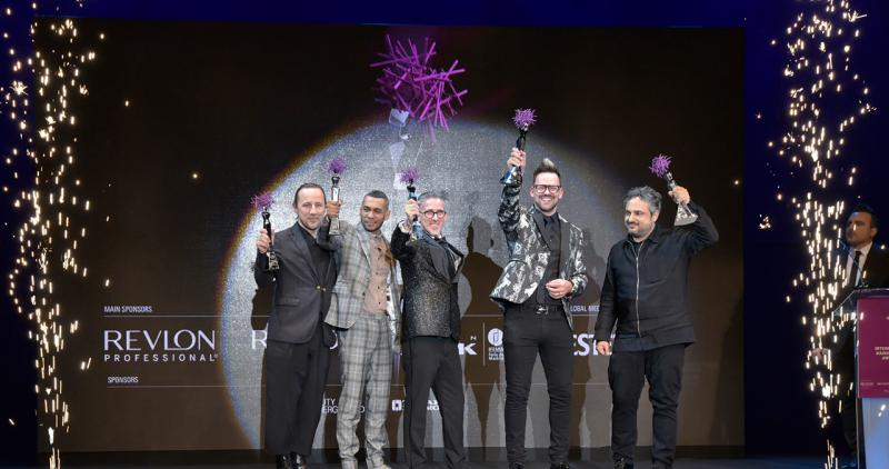 Los International Hairdressing Awards convierten a Madrid en la capital mundial de la peluquería