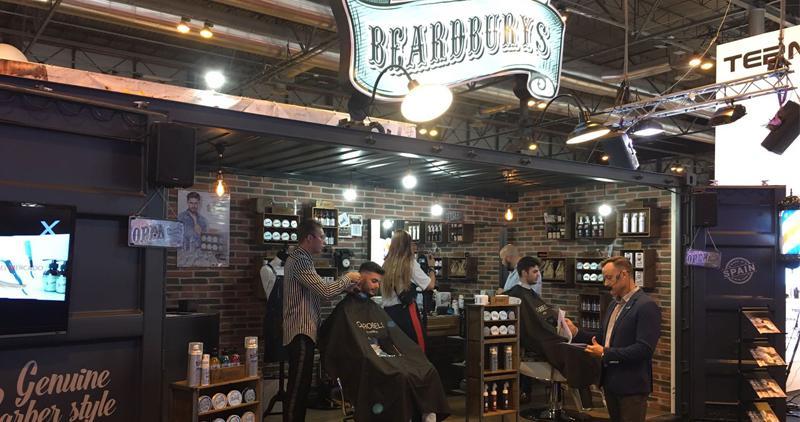Beardburys visitará Salón Look en medio de su gira internacional
