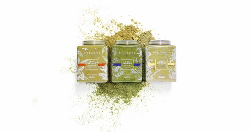Botanea de L'Oréal Professionnel. Coloración totalmente herbal