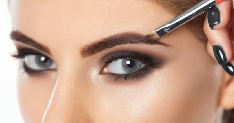 Makeup and hair removal methods for perfect eyebrows