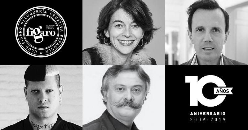 Club Fígaro anuncia su jurado de pasarela para la edición 2019 de los Premios de la Peluquería Española