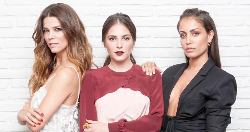 Tres melenas de cine para amadrinar la Tercera Edición de la Hair Fashion Night