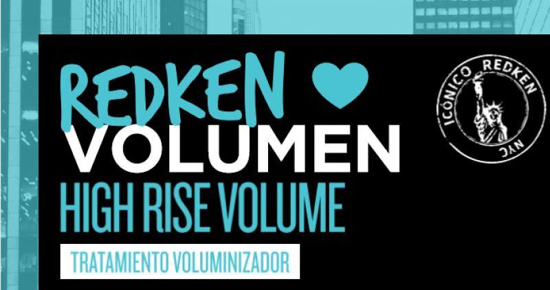 Redken lanza High Rise Volume, un tratamiento voluminizador profesional