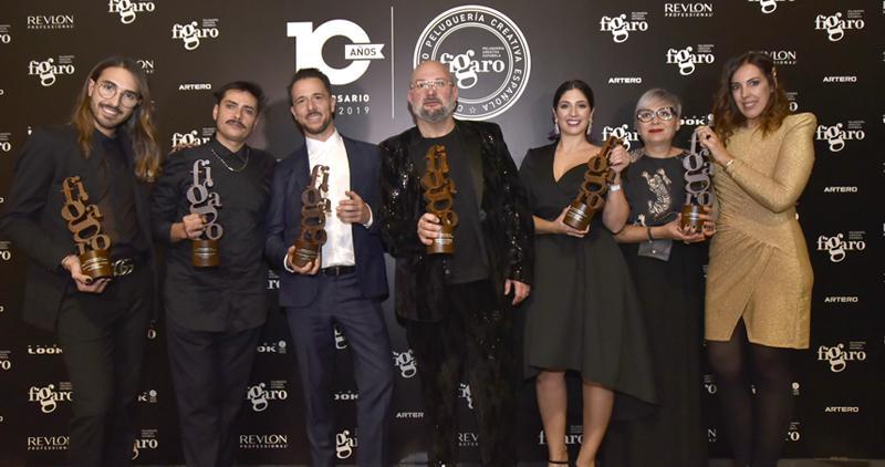 Se desvelan los ganadores de los Premios de la Peluquería Española en su décima edición