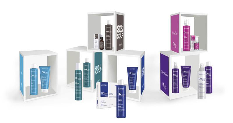 Selective Professional aumenta su apuesta por el cuidado del cabello con ONcare therapy
