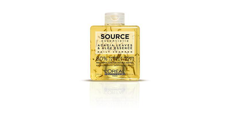 Source Essentielle, la gama de productos naturales para el cabello de L'Oréal Professionnel