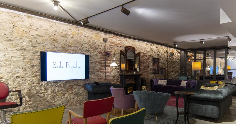 Suite Poupette, el nuevo concepto de formación de Paul Gehring