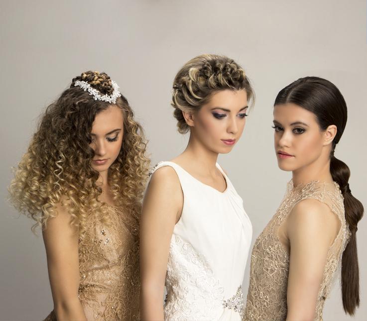 Recogidos de novia. Ideas para personalizar el look