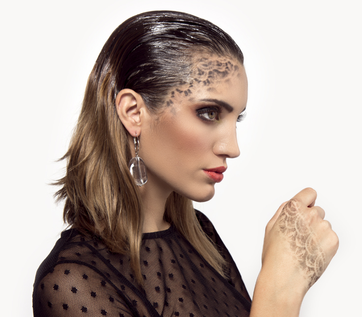 Técnica de peinado Wet