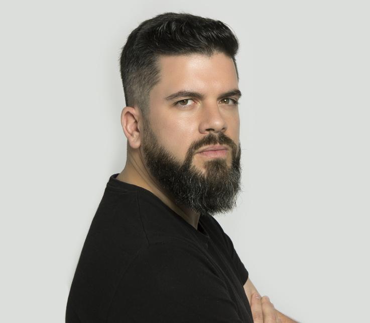 Diseño y arreglo de barba