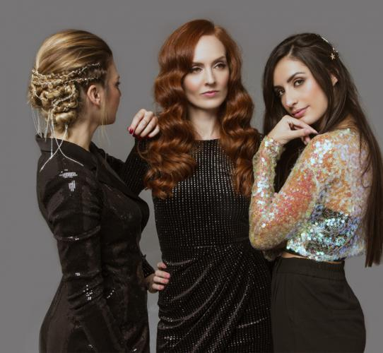 Peinados de fiesta. Inspiración Trends Reveal