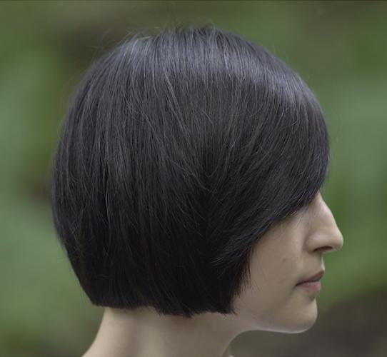 How to Classic blunt bob
