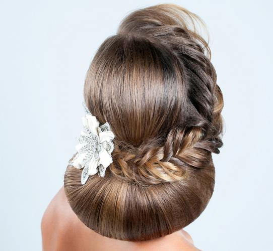 Classic and Sophisticated Updo