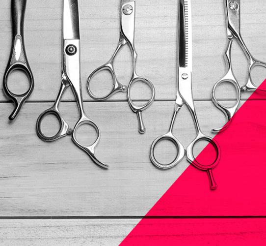 Hair-cutting shears: Properties, features & differences