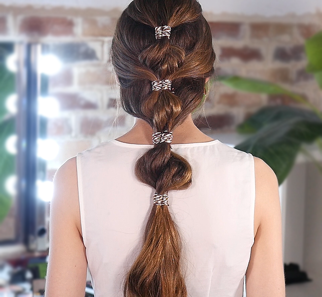 The best tips to create a modern bridal updo