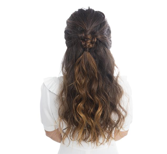 Peinado Boheme