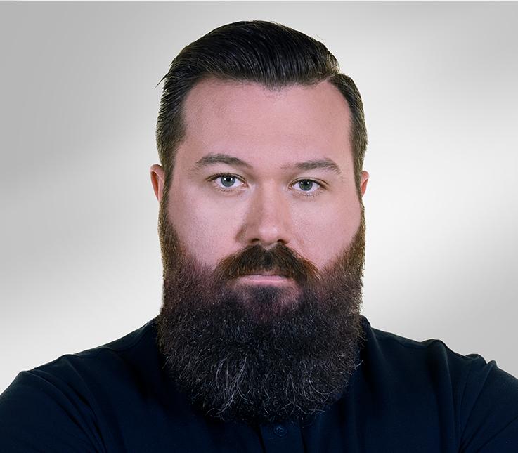 Definición y soporte de una barba larga