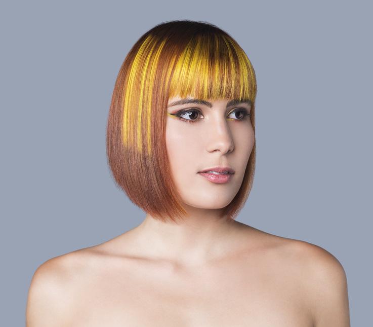 Color con técnica de contraste