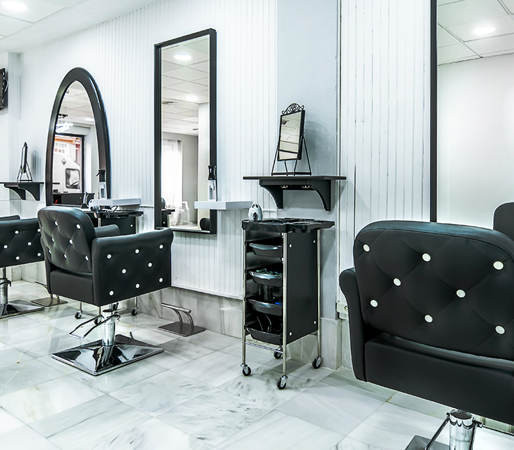 La gestión en el salón de peluquería