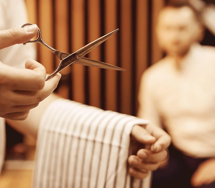 Protocolo en el salón de peluquería