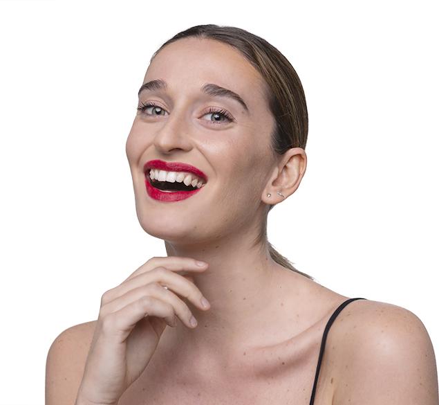 La técnica perfecta para maquillar los labios